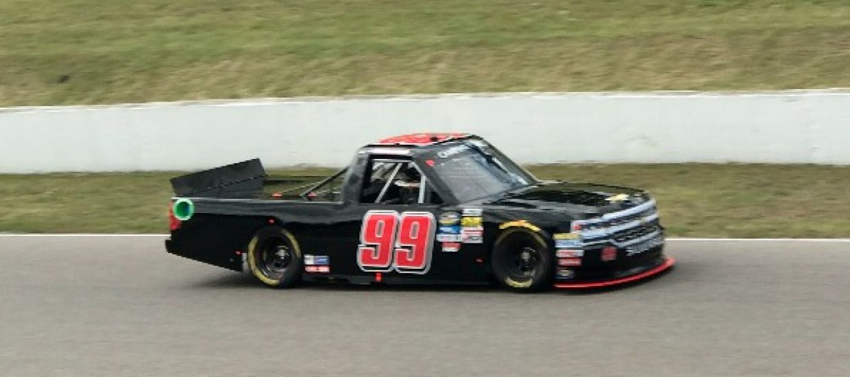 Brian Wong, World Stage Racing Demoted to 12th in Chaotic NASCAR Camping World Truck Series Return